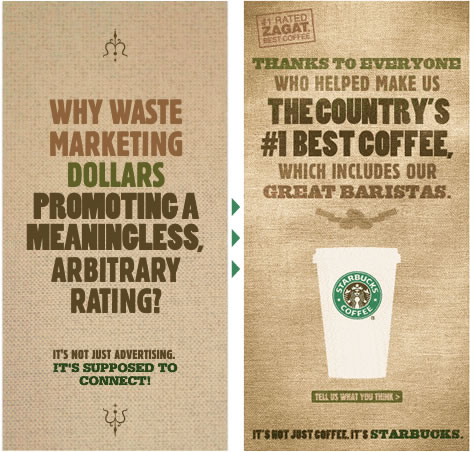 an in depth analysis of the online advertisement for starbucks coffee company Starbucks company has been referred to as a global coffee enterprise as well as a coffee house starbucks being one of the reputed coffee houses had a robust distribution strategy which helped þ infrastructure - starbucks takes into consideration in depth planning, staffing, and organizing.